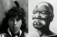 """"""" The male facial tattoo is generally divided into eight sections:  1. Uirere (hapu rank) – the eyes and nose area  2. Taitoto (birth status) – the jaw  3. Ngakaipikirau (rank) – the center forehead area  4. Raurau (signature) – the area under the nose  5. Wairua (mana) – the chin  6. Ngunga (position) – around the brows  7. Taiohou (work) – the cheek area  8. Uma (first or second marriage) – the temples """""""