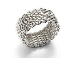 Tiffany Mesh Ring