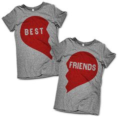Galentines Gifts Your Friends Will Love | People - best friends T-shirts