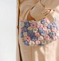 Blossom bag - pattern