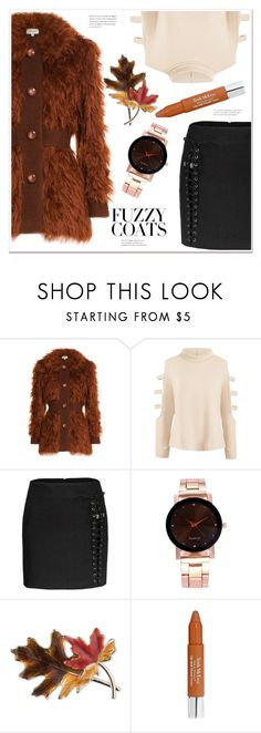 """""""autumn"""" by mycherryblossom ❤ liked on Polyvore featuring Isa Arfen, Anne Klein and Trish McEvoy"""