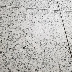 """Delforno Tiles & Timber on Instagram: """"The glint in the chip in this super smart terrazzo style porcelain is almost pearlescent and certainly catches the eye. In stock now at…"""""""