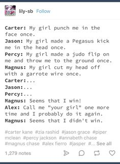 Percy Jackson Memes, Percy Jackson Books, Percy Jackson Fandom, Magnus Chase, Rick Riordan Series, Rick Riordan Books, Solangelo, Percabeth, Alex Fierro