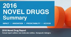 The FDA's Center for Drug Evaluation and Research's sixth annual Novel Drugs Summary has been released!