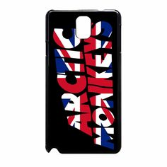 Arctic Monkeys Band Flag Samsung Galaxy Note 3 Case