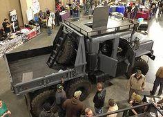 Plan B Supply 6x6 Military Disaster Trucks and Emergency Gear | Custom Trucks