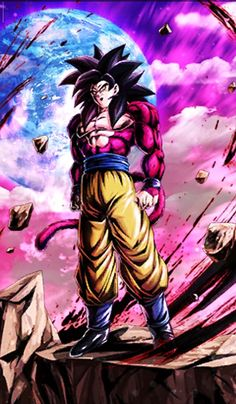 super sayain 4 goku is very strong Goku Wallpaper, Wallpaper Animes, Animes Wallpapers, Dragon Ball Gt, Dragon Ball Image, Foto Do Goku, Best Cartoon Shows, Super Saiyan 4 Goku, Manga Dragon