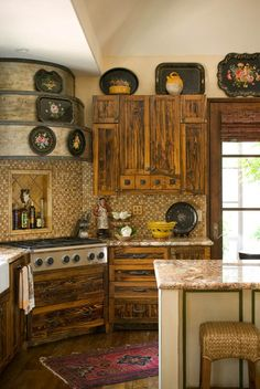 Nancy Nolan Photography | Country French Kitchen