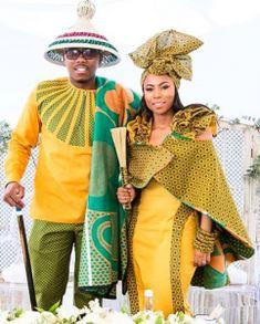 African clothing & shweshwe dresses 2019 - style you 7 Sotho Traditional Dresses, South African Traditional Dresses, Traditional Wedding Attire, Traditional Outfits, Traditional Weddings, African Print Dresses, African Print Fashion, African Fashion Dresses, African Dress