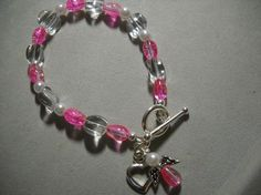 Pretty In Pink by Beads4You2008 on Etsy, $8.00