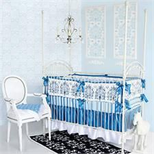 Preston Baby Crib Bedding Set by Caden Lane