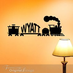 Hey, I found this really awesome Etsy listing at http://www.etsy.com/listing/88877681/vintage-style-train-wall-art-vinyl-wall