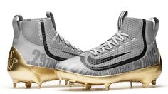 new products f1f32 d82ae Nike gives custom MVP cleats to Blue Jays Josh Donaldson Custom Football  Cleats, American