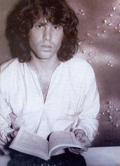 """Jim Morrison at Gloria Stavers interview, 1967"""
