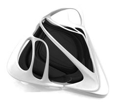 Lotus : Mobile Furniture by Zaha Hadid