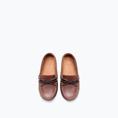 ZARA - SALE - LEATHER MOCCASIN    baby boy @eozenaydin