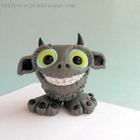 i-be-c's deviantART gallery.  Awesome cold porceline clay sculptures.