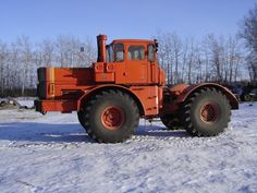 Belarus 7111, known as a Russian Kirovets K-701