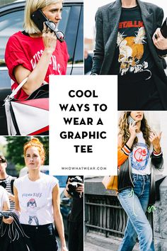 9a9eeffd9 How to style a graphic tee Graphic Tee Style, Graphic Tee Outfits, Cool  Graphic
