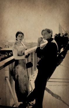 The Left Photo Is The Real Jack Dawson In The Titanic He Was Called