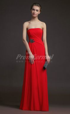 Hot Red long prom dresses