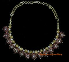 indian gold jewellery, diamond jewellery, temple jewellery, antique jewellery, ruby and emerald jewellery collection Emerald Jewelry, Ethnic Jewelry, Indian Jewelry, Diamond Jewelry, Antique Jewelry, Gold Jewelry, South Indian Jewellery, Touch Of Gold, Temple Jewellery