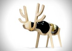 wine 2 Plywood Wine Animals