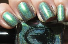 Enchanted Polish - The Youth. Oh My Swatch!