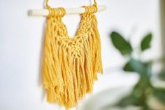 How to get started with macrame