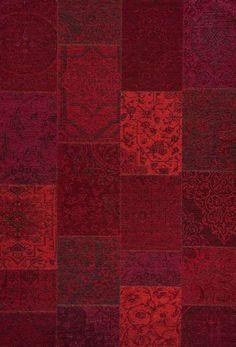 Antika 91510 red gulvteppe