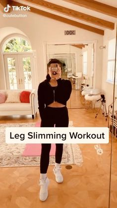 do this workout for slimmer thighs Glow Up Tips slimmer thighs Workout playlist 2020 Fitness Workouts, Summer Body Workouts, Gym Workout Videos, Gym Workout For Beginners, Fitness Workout For Women, Easy Workouts, At Home Workouts, Fitness Motivation, Workout Music