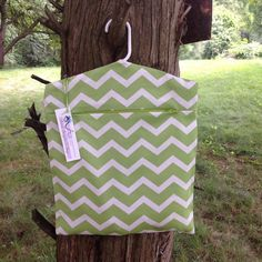 Laundry  Clothes Pin Bag  Peg Bag  by BeadsBanglesNBags on Etsy.dom