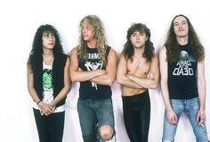 James Hetfield, metallica, and young von Alex Hetfield | We Heart It