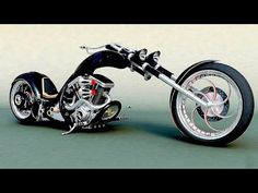 Motorcycles - Bunch Of Beautiful Bikes  More Videos On Custom Cars, Rat Rods, Hot Rods, Trucks, Motorcycles, Concept Cars, Corvettes, Exotic Cars, Strange Cars, Surfing, Musicians & More: ...  Motorcycle Parts>>> http://amzn.to/2jsweFR  https://www.youtube.com/watch?v=fUwa-ccJ0jg