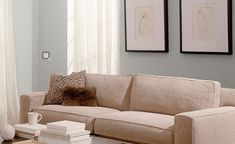 Get great family room paint ideas. Find out family room paint colors you can use for your own home. Light Blue Paint Colors, Behr Paint Colors, Room Paint Colors, Bedroom Colors, Wall Colors, Interior Paint Colors For Living Room, Living Room Paint, Grey Room, House Colors