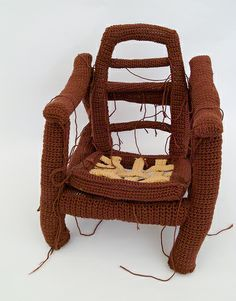 Crochet carpentry | Flickr - Photo Sharing!