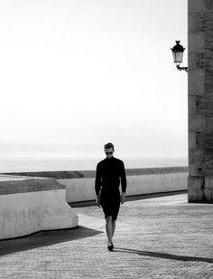 fantastic man black look vintage lookbook style
