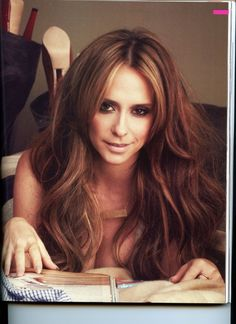 jennifer love hewitt -she is so beautiful! She is also known in my family as the…