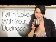 Need to fall in love with your #business? Press play! Then join the mailing list-- it's the place to be to have a business and life you love! www.marieforleo.com