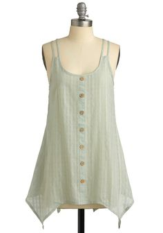 Great for thrift store shopping. Older shirts are better for staying cool in the summer...pre-washed