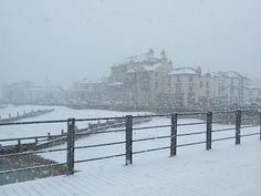 Bognor Regis in the snow