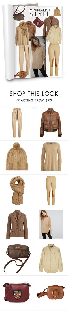 """Geen titel #37021"" by lizmuller ❤ liked on Polyvore featuring Polo Ralph Lauren"