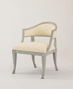 Scandanavian Style Desk Chair - Mecox Gardens $1,250