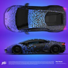 Livery created by Yagodesign, the Wrap & Livery design studio cooperating with best wrapping companies from all over the world. Lamborghini Huracan, Custom Lamborghini, Vehicle Signage, Painted Vans, Car Seat Protector, Car Mods, Car Posters, Toyota Prius, Car Drawings