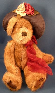 BOYDS BEARS JOINTED RETIRED