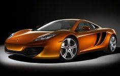 McLaren- 0 to 60 in 3 seconds.... I want..... =)