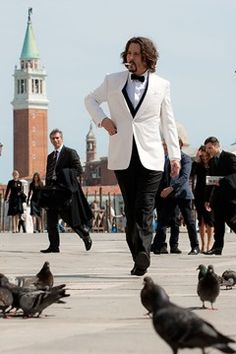 Johnny Depp- The Tourist