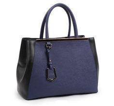 women's top genuine leather handbags briefcase bags fashion bag blue
