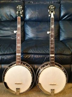 Twin Gibson RB-3's