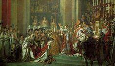 Le sacre de Napolén par David